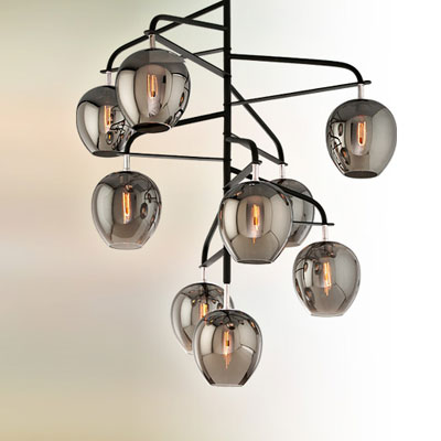 How Troy Lighting can be used to Beautify Your Living Space