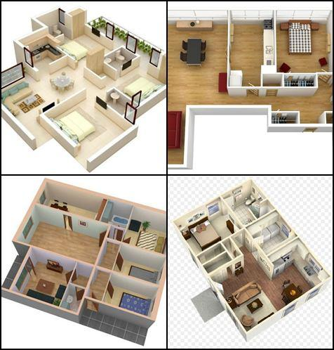 Small house plans the different types and what to keep in Three d house plans