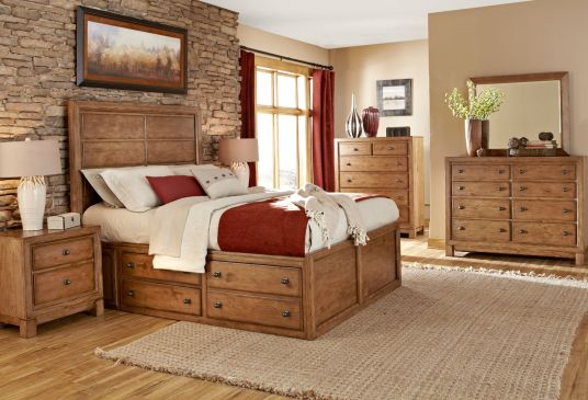 Factors to Consider While Buying Rustic Bedroom Furniture