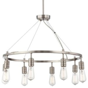 Small and Medium Chandeliers